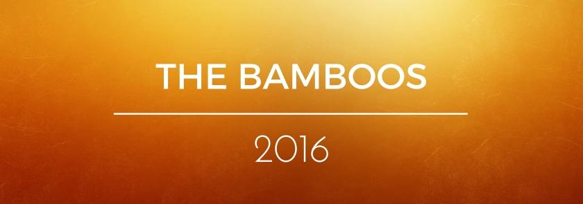 THE BAMBOOS165